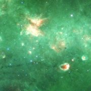"Companions for ""Nessie"" in the Milky Way's Skeleton"