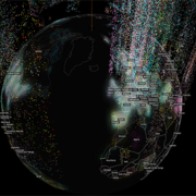 """The Globe"" Generates Innovative 3D Visualizations of World Trade"
