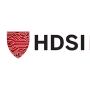 Harvard Data Science Initiative shield and initials