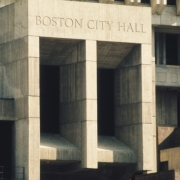 "Congratulations to Heeyoung Angie Jo, this year's winner of a Bowdoin Prize in the English Language for her essay ""How a Civic Building Means: The Languages of Boston City Hall."""