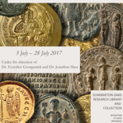 Byzantine Coins and Seals Summer Program