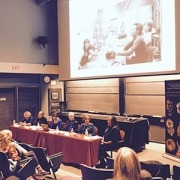 Panel discusses the history of women in radio.