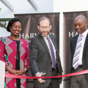johannesburg cas ribbon cutting