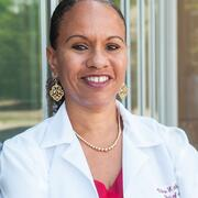 A headshot of Dr. Valerie Stone