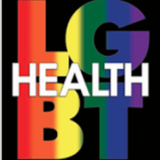 "The cover photo of the journal ""LGBT Health"""