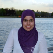 Azraa Chaudhury joins the Mango Lab