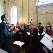 Try out for the Harvard University Choir!