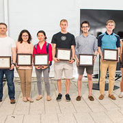 undergrads honored