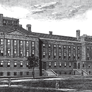 Jefferson Lab - old engraving
