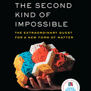 "Book cover for ""The Second Kind of Impossible"""