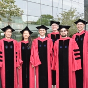 Congratulations to our SysBio Graduates!