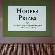 Five Anthropology Undergraduates Awarded 2016 Hoopes Prize