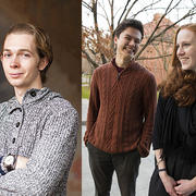 3 new Marshall Scholars from Harvard