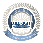 Fulbright top producer logo
