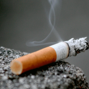 Cigarette consumption down among smokers working at site of work-family intervention