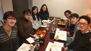 RSEA friends at restaurant_photo by Jihwan Lee