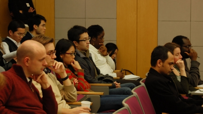 We hold a number of professional and skills development events for postdocs.