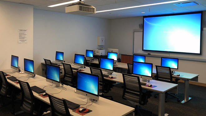 K018 IQSS Training Room