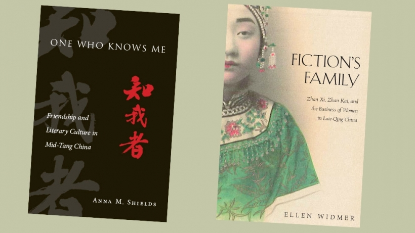 "Two publications -- ""One Who Knows Me"" and ""Fiction's Family"""