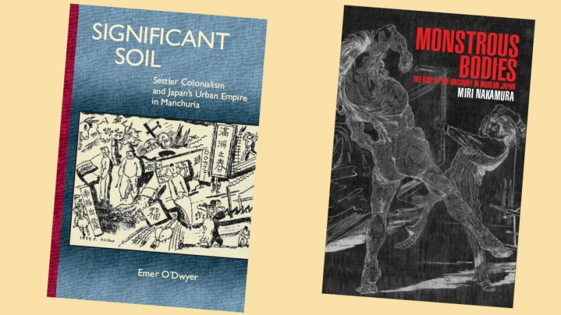 "Two publications -- ""Significant Soil"" and ""Monstrous Bodies"""