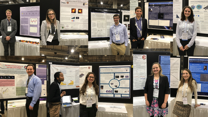 2017 AAS posters