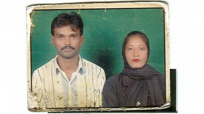 Nasir and Salma, two of the 10,000-20,000 who died of gas exposure on and shortly after December 3, 1984.