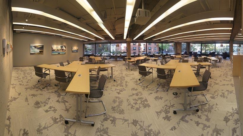 Gutman Library Reading Room