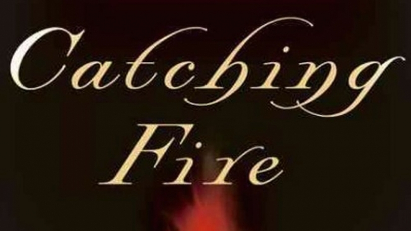 """Catching Fire: How cooking made us human"" cover"