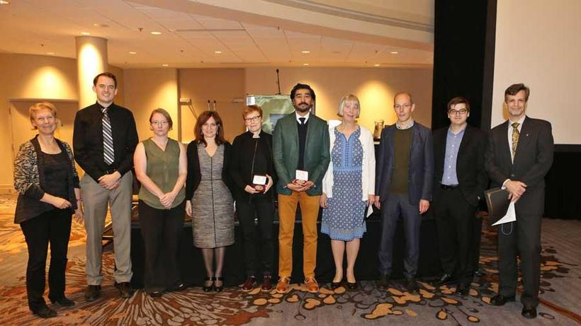 History of Science Society 2016 Award Winners