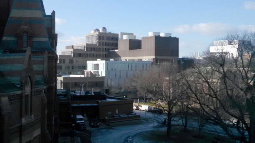 Harvard Science Center