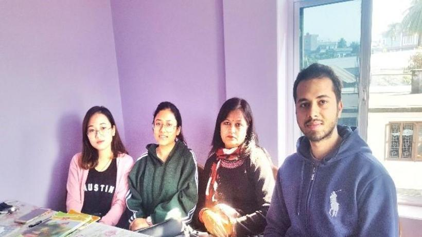 Nepal Research Team