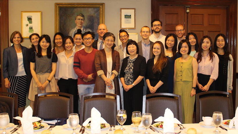 RSEA Lunch with Ambassador Julia Chang Bloch September 2017