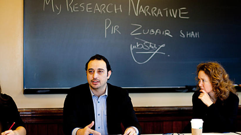 Pir Zubair Shah was a Nieman Fellow in 2011.
