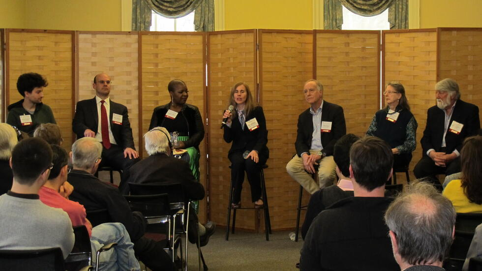Biophysics Program 60th Anniversary Celebration Alumni Panel