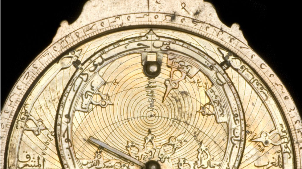 Syntax of an Astrolabe