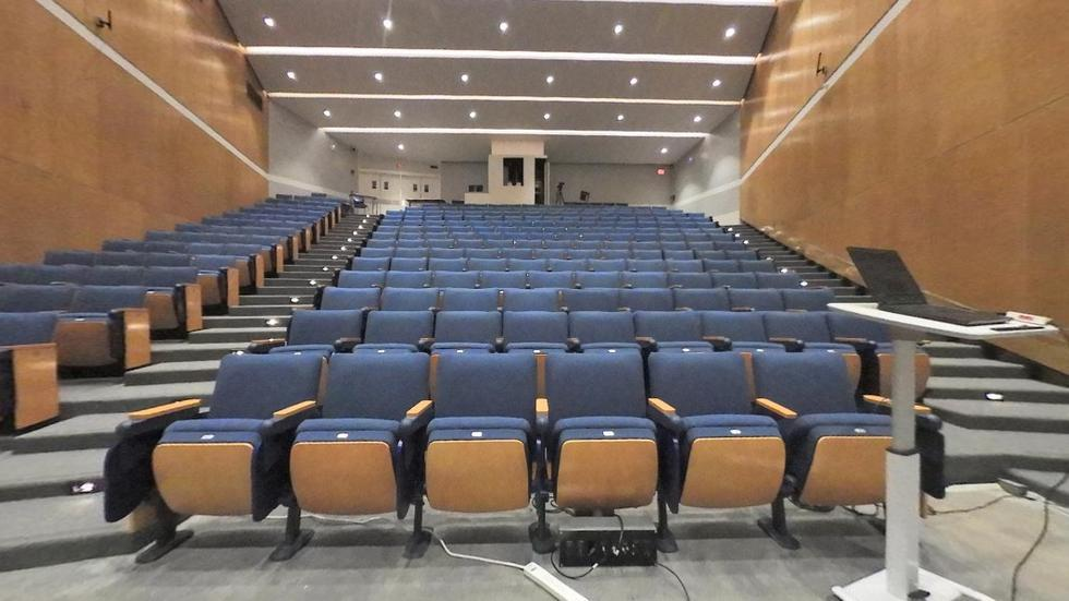 Science Center Lecture Hall D