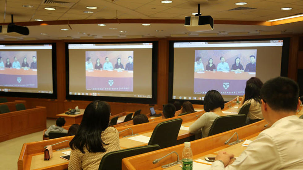 HBS MBA China Prospective Student Webinar Session_Oct 20, 2016