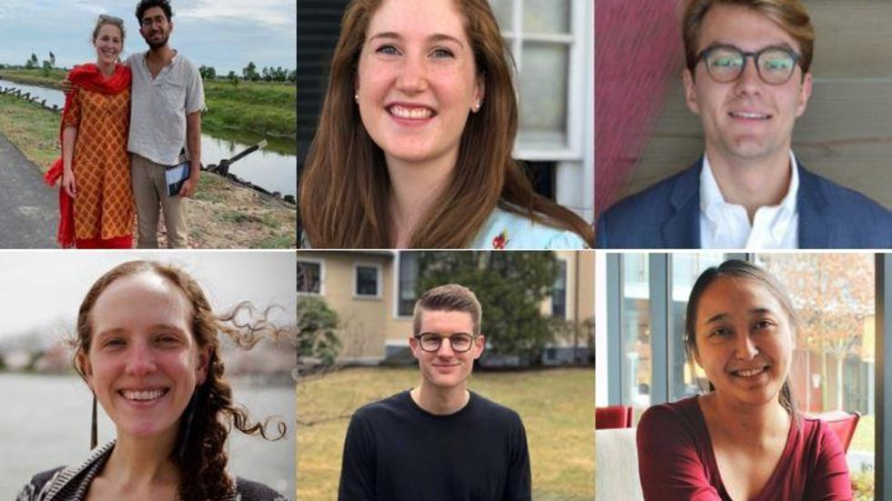 Seven Harvard Students were chosen to receive the 2020 HEEP Paper Prizes in three separate categories