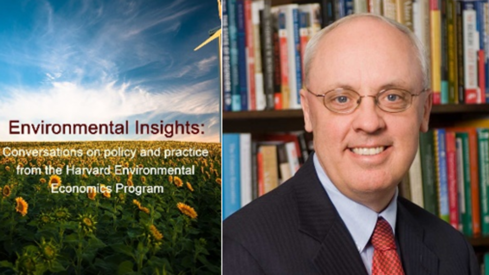 Former OIRA Administrator John Graham Analyzes Federal Climate and Energy Policy and the Future of Electric Vehicles: Latest Episode of Environmental Insights Podcast