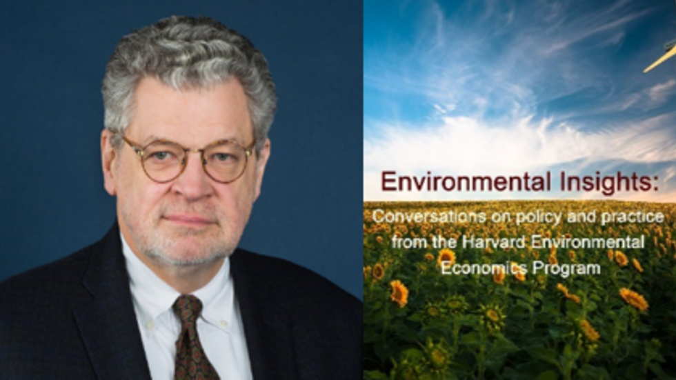 Harvard Kennedy School Professor William Hogan Outlines Causes and Consequences of the 'Texas Energy Crisis': Episode of the Environmental Insights Podcast