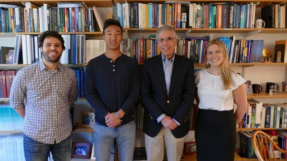 Harvard Environmental Economics Program Awards Student Prizes for the 2018 – 2019 Academic Year