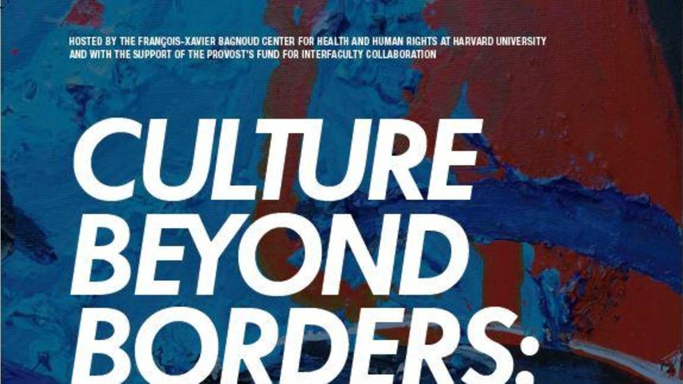 culture beyond border poster