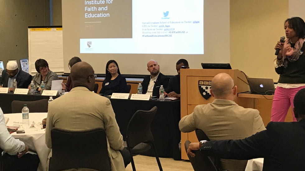 L.I.F.E. Convening 2018 Faith, Advocacy, and Community Building Forum