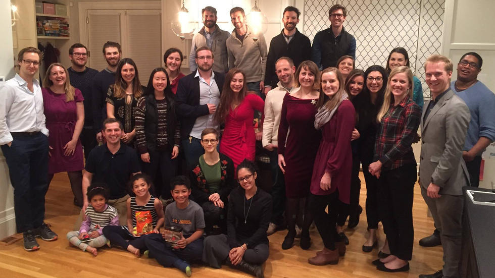 Nock Lab Holiday Party 2017