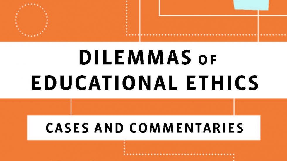 ethical case studies in education Educational philosopher meira levinson and doctoral student jacob fay take up these challenges in the new book dilemmas of educational ethics: cases and commentaries in detailing the moral predicaments that arise in schools, the researchers also provide a framework for educators to discuss their.