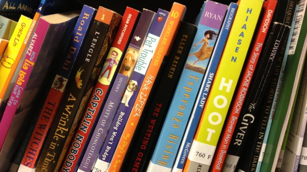 Book Matching: Students participating in READS receive 10 free books matched to their reading level and interests.
