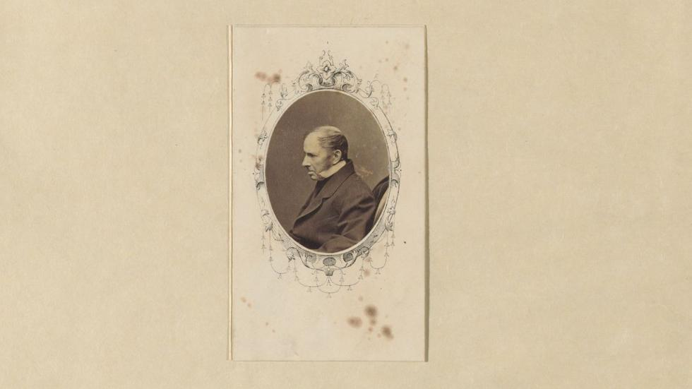 """Benjamin D. Greene,"" by Seaver and Kingman, 1861?"