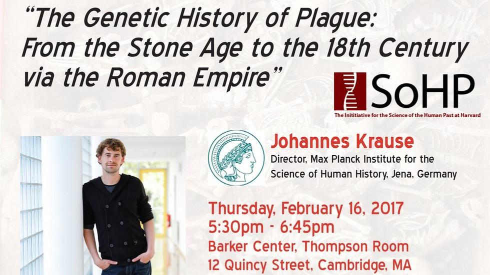 The Genetic History of Plague