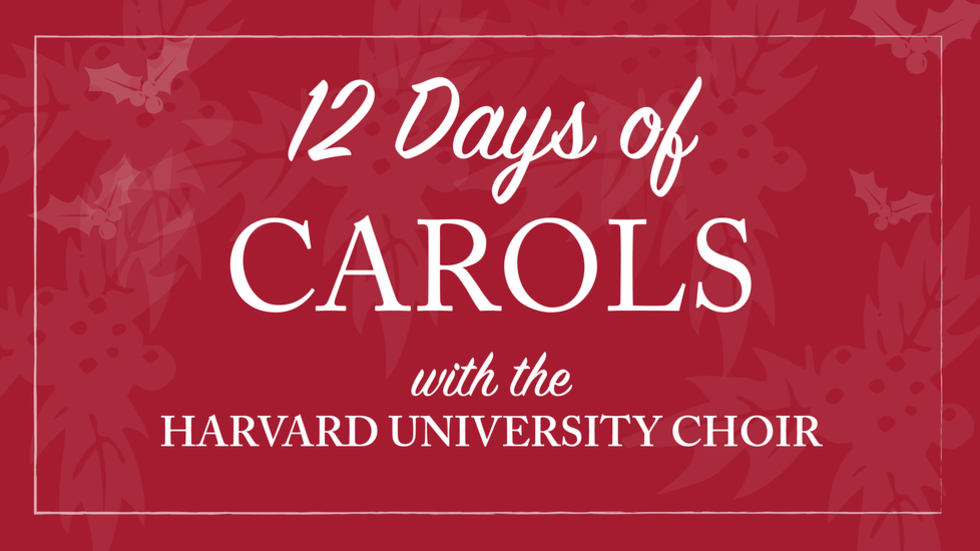 12 Days of Carols