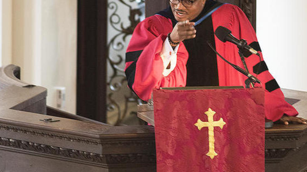 We Are What We Worship | Prof. Jonathan L. Walton's sermon to the Class of 2017 on Senior Sunday
